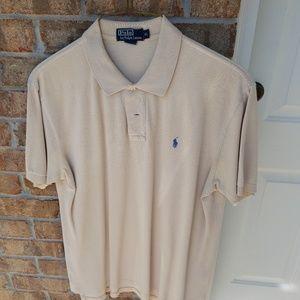 Polo pullover golf shirt